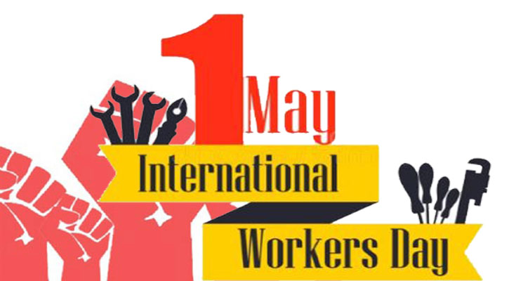 Today is International Workers' Day